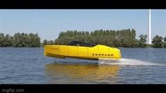 Hà Lan phát triển mẫu tàu cánh ngầm điện tốc độ 70 km/h