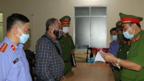 Bắt tạm giam Giám đốc Công ty Minh Khang và Trưởng ban QLDA Khu đô thị Minh Khang