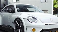 Khám phá Volkswagen Beetle phiên bản độ thân rộng được lấy cảm hứng từ game đua xe