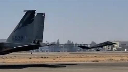 Mỹ không thu được gì khi dùng F-117 tập đối phó Su-57