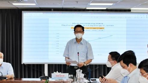 TP Hồ Chí Minh thần tốc lấy mẫu xét nghiệm từ nay đến ngày 30/9