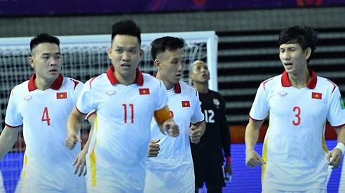 Việt Nam, Thái Lan có nhiều cơ hội đi tiếp tại FIFA Futsal World Cup