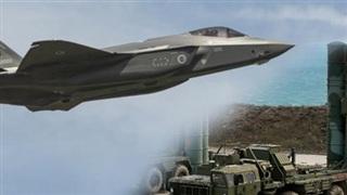 Mỹ lo F-35 gặp họa khi phải đối đầu S-400