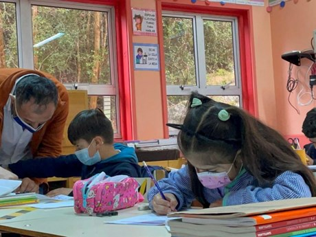 UNICEF lo ngại tình trạng trẻ em thất học tại Mỹ Latinh