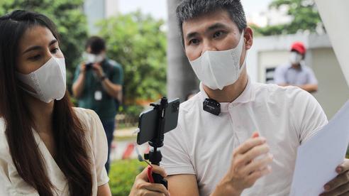 Diễn viên Chi Bảo ủng hộ Thuỷ Tiên, nhắn gửi làm từ thiện mà tạo nghi ngờ thì nên dừng lại