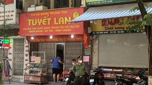 Vi phạm giãn cách phòng dịch, Bảo Phương bị đóng cửa, cảnh báo cho các cửa hàng, dịch vụ khác