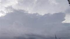 Nam bộ sắp mưa nặng hạt vì áp thấp đi vào đất liền