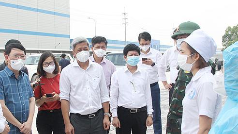 'Vắc xin' chống dịch của Bắc Giang