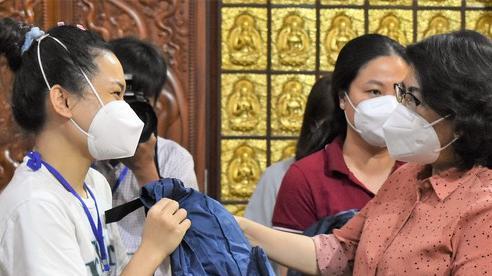 Thêm 23 tình nguyện viên tôn giáo tham gia tuyến đầu chống dịch