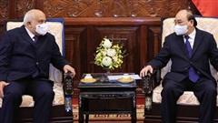 Chủ tịch nước lên đường thăm Cuba