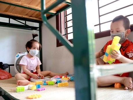 TP.HCM: Xây dựng chính sách chăm lo cho trẻ mồ côi vì COVID-19