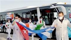 Cuba trong cuộc chiến chống dịch Covid-19