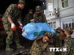 'Chuyến xe hạnh ngộ' hỗ trợ Thành phố Hồ Chí Minh chống dịch