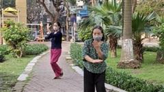Sau hơn 2 tháng giãn cách, người dân Cần Thơ được ra ngoài tập thể dục