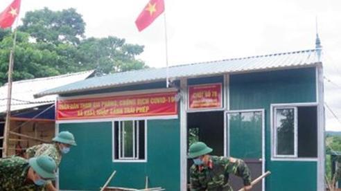 Quyết liệt phòng, chống dịch Covid-19 trên biên giới Việt Nam - Lào (bài 2)