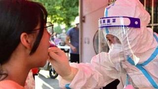 Trung Quốc ghi nhận số ca nhiễm mới trong cộng đồng tăng đột biến