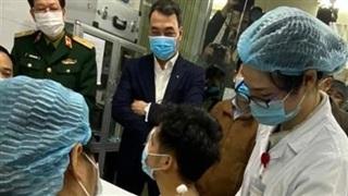 Hồ sơ nghiên cứu lâm sàng vaccine Nanocovax đạt yêu cầu