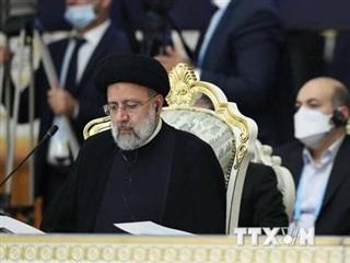 Tổng thống Raisi: Gia nhập SCO là thành công ngoại giao của Iran