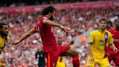 CLB Liverpool thắng dễ dàng Crystal Palace, Man City bị cầm chân ở vòng 6 Premier League