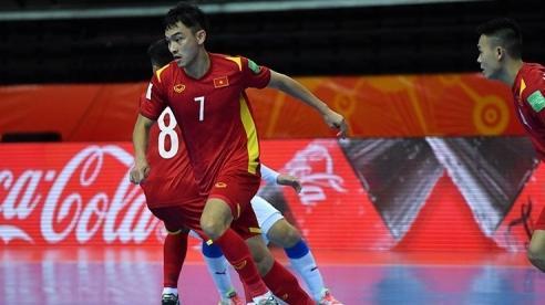 Cập nhật kết quả, bảng xếp hạng Futsal World Cup: Việt Nam hiên ngang đi tiếp
