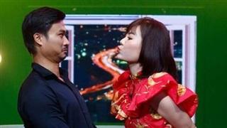 Thanh Hương bị Duy Hưng 'mắng' trên truyền hình vì quá điệu