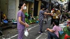 Bộ Y tế khuyến nghị test nhanh hàng tuần cho người làm việc tại chợ