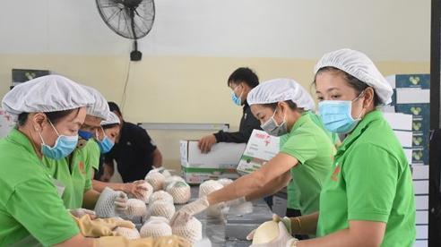 Người dân tỉnh Bến Tre phấn khởi khi nhận được tiền hỗ trợ