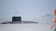 Bí ẩn chiếc Kilo Nga trên Địa Trung Hải