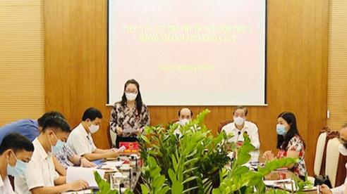 Ban hành Quy chế tiếp công dân của đại biểu HĐND thành phố Hà Nội khóa XVI