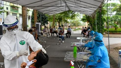 Ngày 20/9, Việt Nam có thêm 8.681 ca Covid-19