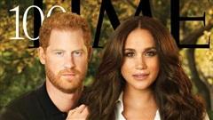 Meghan Markle 'lấn át' Hoàng tử Harry trong khung hình ở bìa tạp chí Time, đằng sau đó còn là thông điệp sâu cay đến hoàng gia Anh