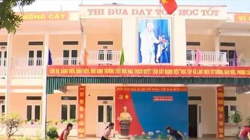 Hôm nay (20/9), gần 400.000 học sinh Thanh Hóa đi học trở lại