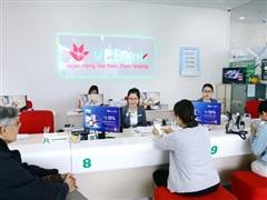 VPBank được chấp thuận tăng vốn điều lệ lên 45.000 tỷ đồng