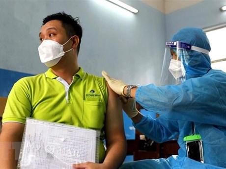TP.HCM: Người tiêm 2 mũi vaccine làm việc trực tiếp tại trụ sở cơ quan