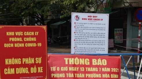 Gỡ phong tỏa 6 phường ở Biên Hòa từ 0 giờ ngày 21/9