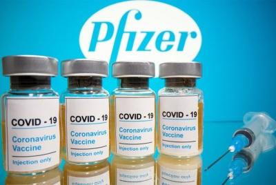 Pfizer khẳng định vaccine Covid-19 cho trẻ 5-11 tuổi có hiệu quả