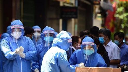 TP.HCM chịu ảnh hưởng nặng nhất từ làn sóng dịch Covid-19 thứ tư