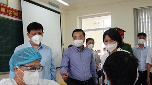 Hà Nội xây dựng phương án phòng, chống dịch linh hoạt sau ngày 21/9