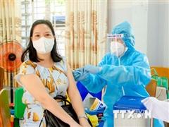 Bà Rịa-Vũng Tàu: Khó 'mở cửa' vì tỷ lệ tiêm vaccine chủng quá thấp