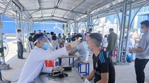 Bình Phước tổ chức tiêm vaccine phòng Covid-19 cho 23.000 người trong đợt 11