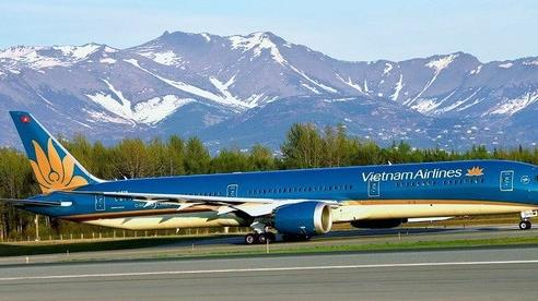 Vietnam Airlines hoàn tất hồ sơ xin cấp phép bay thẳng thường lệ Việt - Mỹ