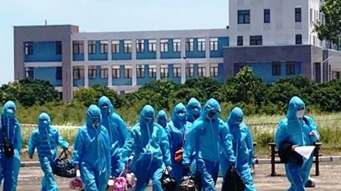 Ninh Bình được đón công dân từ TP Hồ Chí Minh và các tỉnh phía Nam về quê