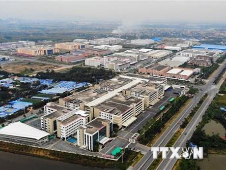 Tăng hấp dẫn trong thu hút đầu tư vào các khu công nghiệp