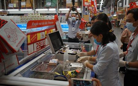 TP.HCM xử phạt 396 cơ sở vi phạm về an toàn thực phẩm