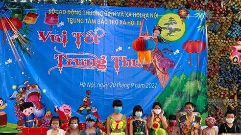 Hà Nội tặng 1.000 suất quà trẻ em đón Tết Trung thu yêu thương