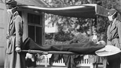 Số người chết tại Mỹ do Covid-19 tương đương với đại dịch cúm Tây Ban Nha