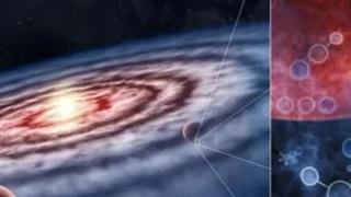 Khối xây dựng sự sống xuất hiện ở 'hệ mặt trời' khác
