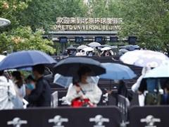 Universal Studios mở công viên chủ đề đầu tiên tại Trung Quốc