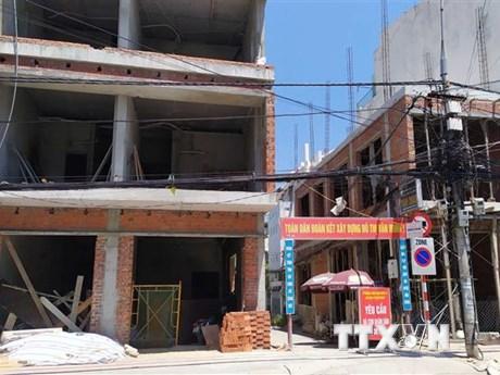 Đà Nẵng: Tạo điều kiện cho các công trình xây dựng hoạt động trở lại