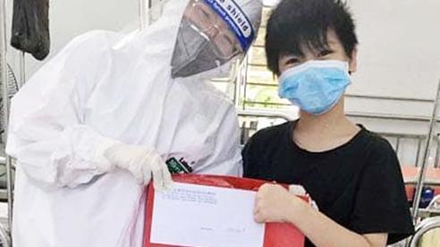 Hà Đông: Trẻ em hoàn cảnh khó khăn có mùa Trung thu ấm áp trong đại dịch